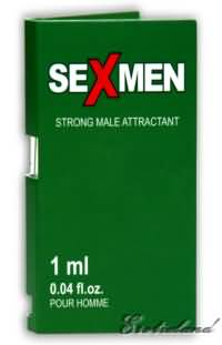 Грас. Пробник Aurora Sexmen Strong for men, 1 ml